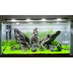 Какой материал используют при изготовлении аквариума?
