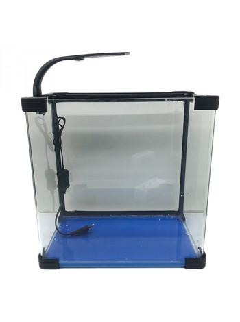 """Аквариум""""4в1"""" стекло, 40 литров 380х250х390мм (ZELAQUA)"""