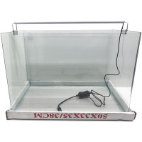 """Аквариум""""5в1"""" стекло, 60 литров 500х350х350мм (ZELAQUA)"""