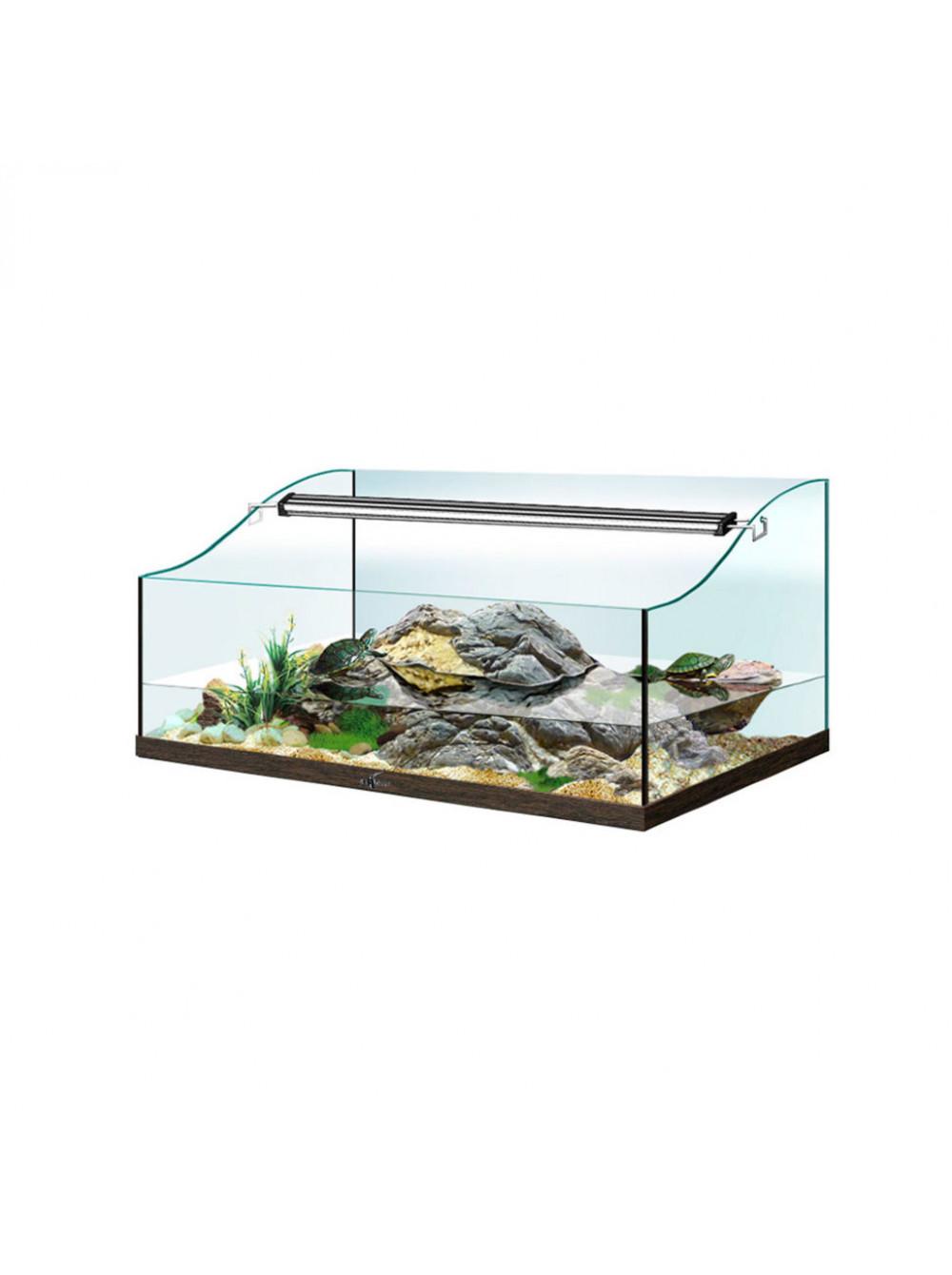 террариум для красноухой черепахи картинки