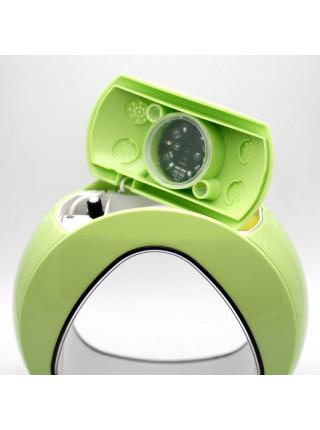 "Аквариум комплект ""sunsun"" YA-02 зеленый, 6 литров"