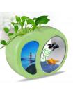 """Аквариумный комплект """"sunsun"""" YB-02 зеленый, 4.5 л"""