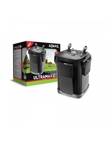 Внешний фильтр Aquael ULTRAMAX 1000 10w, 1000л/ч (до 300 л)