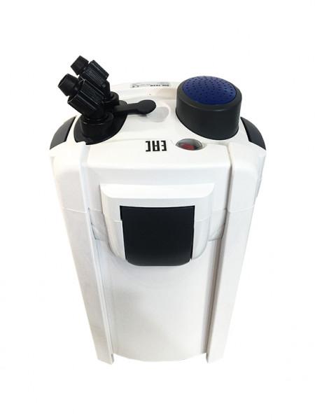 Фильтр внешний SUNSUN HW-702B, с UV стерилизатором 24W, лампа 9W (1000л/ч,акв. до 300л)