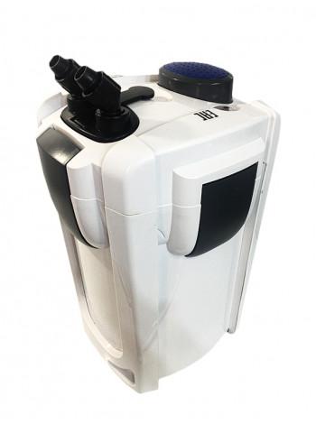 Внешний фильтр SUNSUN HW-703B, с UV стерилизатором 30W, лампа 9W (1400л/ч,акв. до 500л)