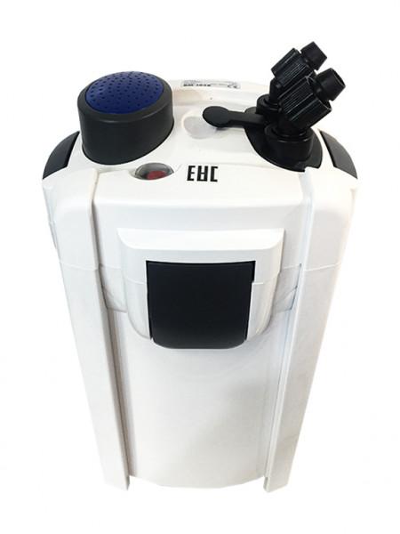 Фильтр внешний SUNSUN HW-704B, с UV стерилизатором 45W, лампа 9W (2000л/ч,акв. до 700л)