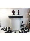Фильтр внешний SUNSUN HW-5000, с UV стерилизатором 9W, скимером и регул. мощ. помпы, 50W