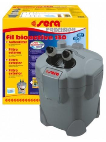 Внешний фильтр sera fil bioactive 130 . Для аквариумов объёмом до 130 литров.