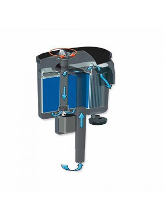 Фильтр Aquael VersaMax FZN-1 (до 100 л)