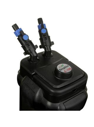 Dophin C-1000 (KW) внешний канистровый фильтр 1670 л/ч от 250 до 450 л