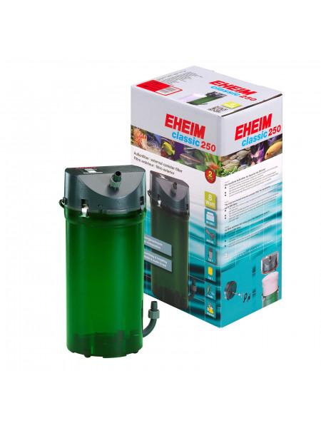 Внешний фильтр ЕНЕIМ CLASSIC 250 (2213), с наполнителями(губки). До 250 л