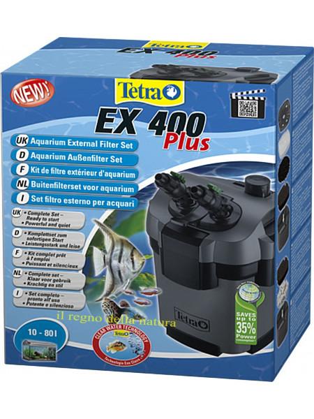 Tetrat ЕХ 400 PLUS Внешний фильтр 400 л/ч до 60 л