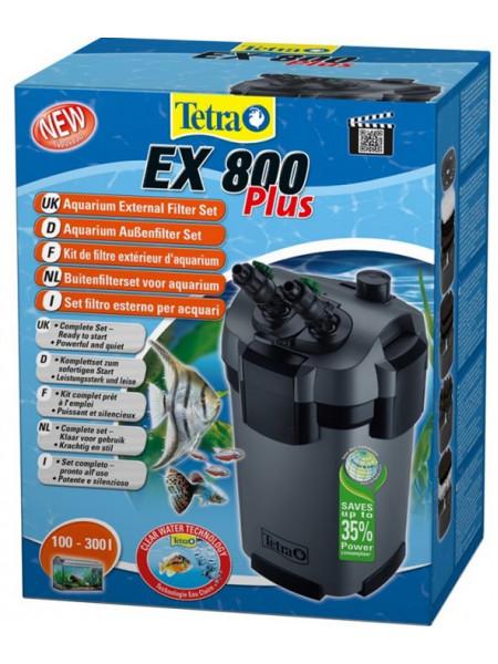 Tetra  EX 800 Plus для аквариумов от 100 до 300 литров