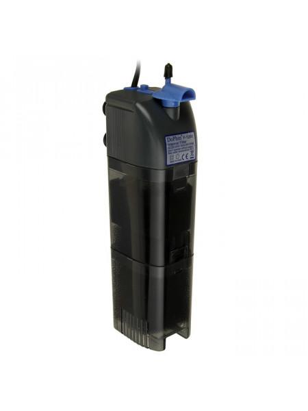 Внутренний фильтр DOPHIN F-1200 (KW) 5.8 ВТ. 500 л/ч С РЕГУЛЯТОРОМ И УГЛЕМ
