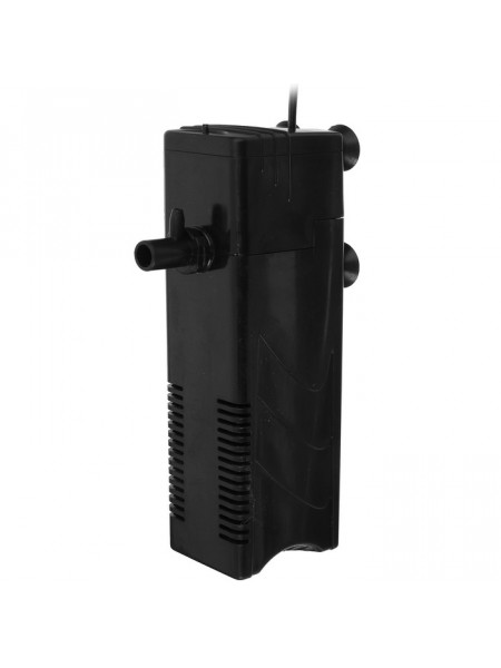 Внутренний фильтр DOPHIN FB-2000F (KW) 5 ВТ. 400 л./ч с дождиком и углем