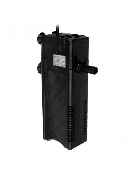 Внутренний фильтр DOPHIN FB-3000F (KW) 7,2 ВТ. 480 л./ч с дождиком и углем