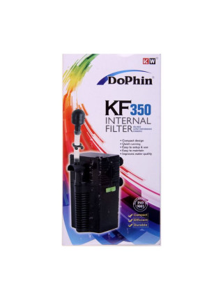 Внутренний фильтр DOPHIN KF-350 (KW) 4,5 ВТ. 280 л/ч до 70 литров