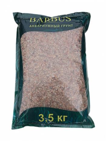 Грунт BARBUS розовый кварц 2-3 мм