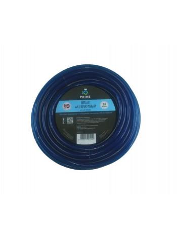 Шланг для аквариума ПВХ Prime синий 12х16 мм, длина 30 м.