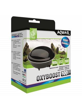 Компрессор Aquael OxyBoost 100 plus до 100 л