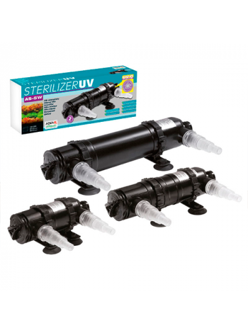 Ультрафиолетовый стерилизатор для аквариума Aquael UV AS-9 9W