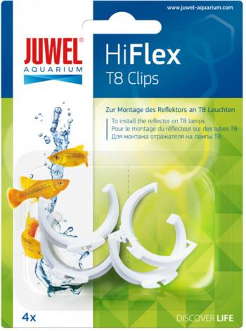 Клипса для отражателя Juwel Hiflex T8