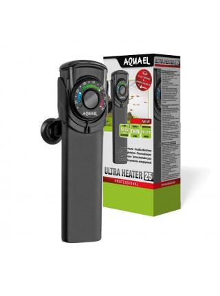 Электронный нагреватель Aquael Ultra Heater 25 w до 50 литров