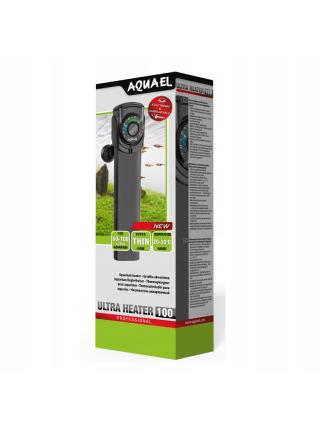 Электронный нагреватель Aquael Ultra Heater 100 w до 200 литров