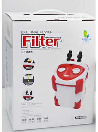 Внешний фильтр Jeneca АЕ-800, до 150 л