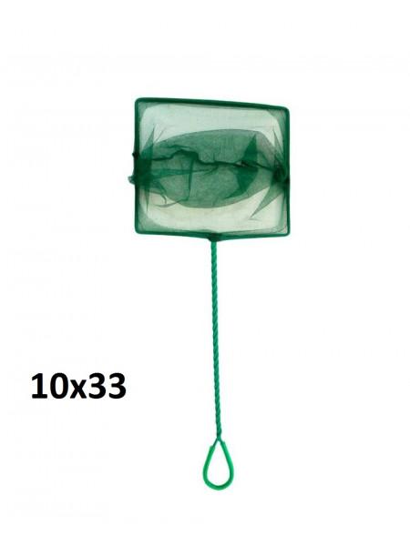 Сачок аквариумный 10*33cm