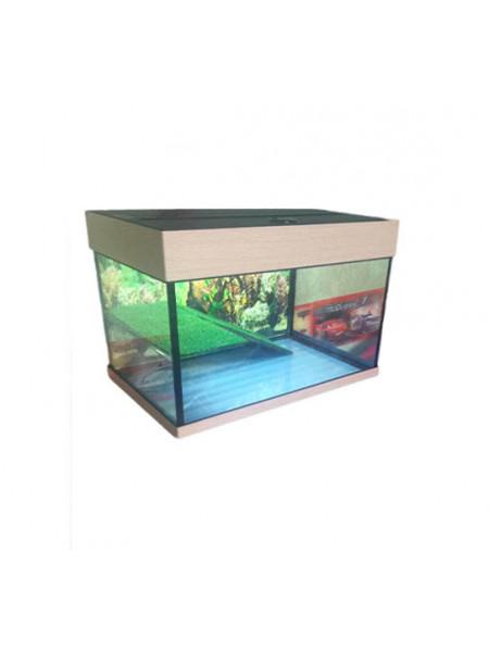 Террариум без тумбы Аквас 60 литров (56х36х37) см.