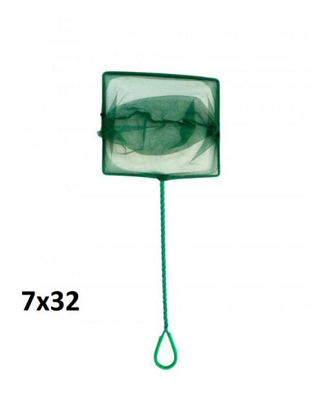 Сачок аквариумный 7.5*32cm