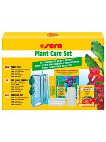 Комплект Sera CO2 Plant Care Set