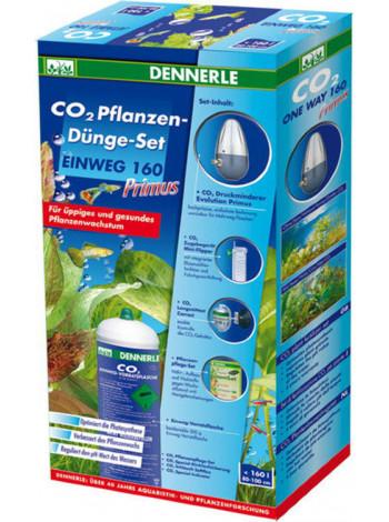 Установка СО2 в аквариум Dennerle EINWEG 160 PRIMUS