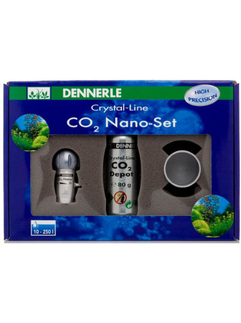 Комплект подачи СО2 Dennerle Crystal-Line