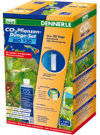 Установка СО2 Dennerle BIO 120 CO2 Profi KomplettSet