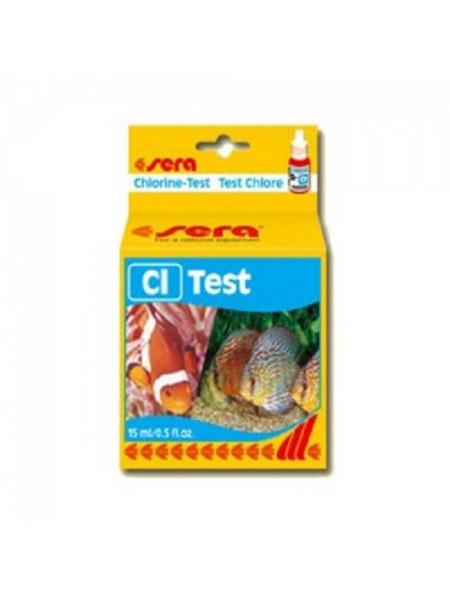 Тест для аквариума на хлор Sera CL-Test 15мл.