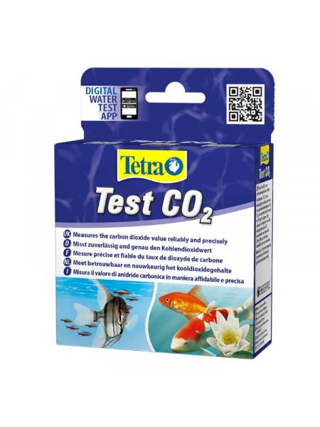 Тест для воды в аквариуме Tetra Test CO2 2х10мл.