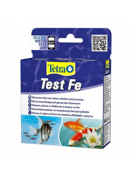 Тест для воды в аквариуме Железо Tetra Test Fe 10мл. +16гр.