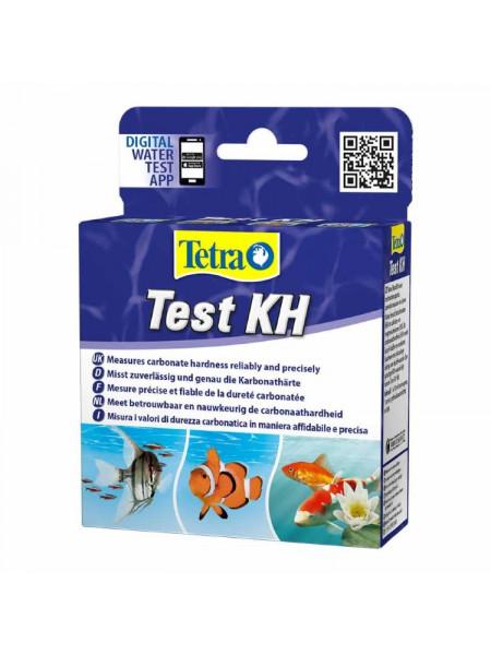 Тест для воды в аквариуме Карбонатная жесткость Tetra Test KH 10 мл.