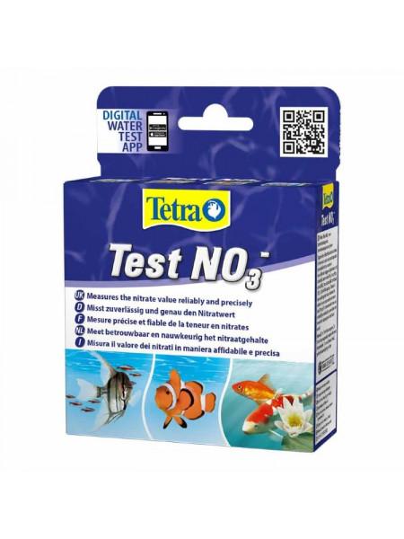 Тест для воды в аквариуме Нитраты Tetra Test NO3- 3 компонента