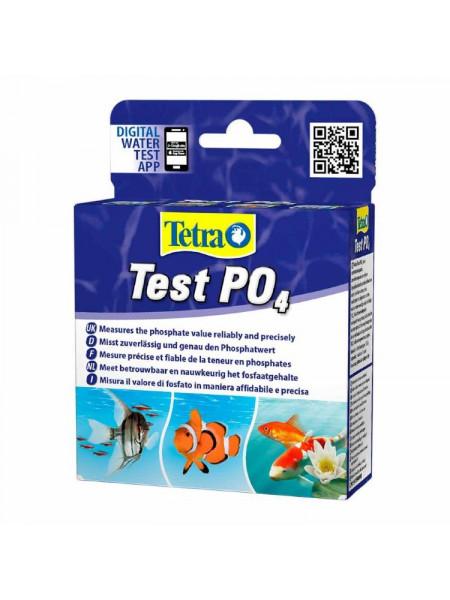 Тест для воды в аквариуме Фосфаты Tetra Test PO4 10мл. +16гр.