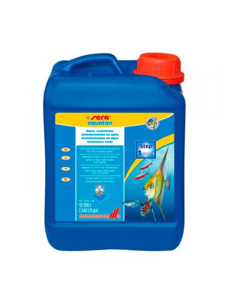 Кондиционер для аквариума Sera Aquatan 2,5 л.
