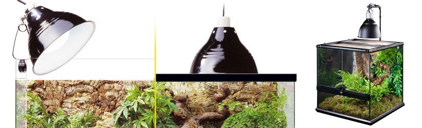 освещение для акватеррариумов